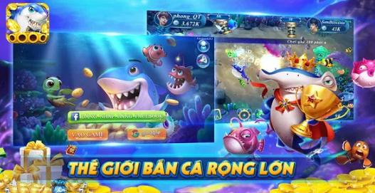 Rồng chiến game bắn cá 3d online đang có sức hút rất lớn